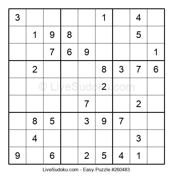 Beginners Puzzle #260483