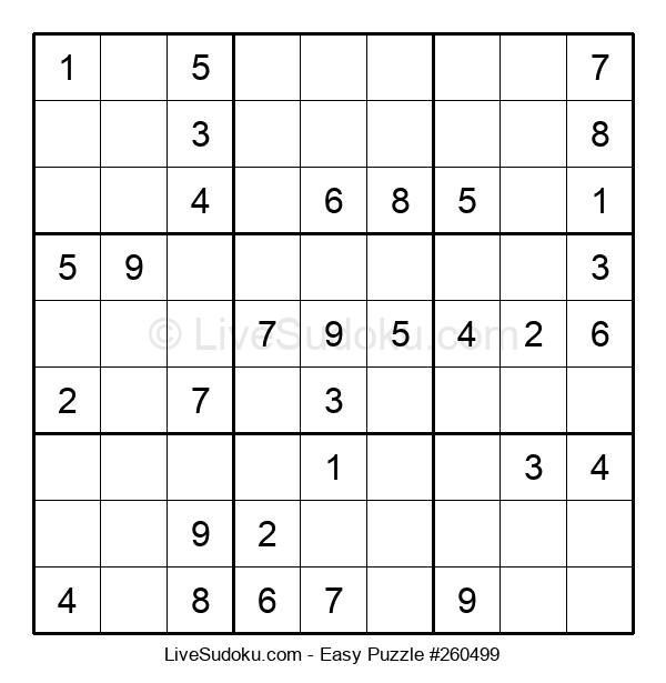 Beginners Puzzle #260499