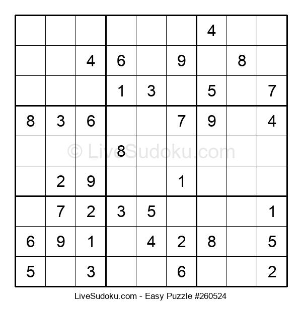 Beginners Puzzle #260524