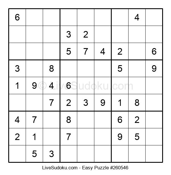 Beginners Puzzle #260546