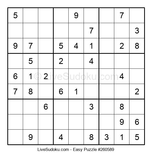 Beginners Puzzle #260589