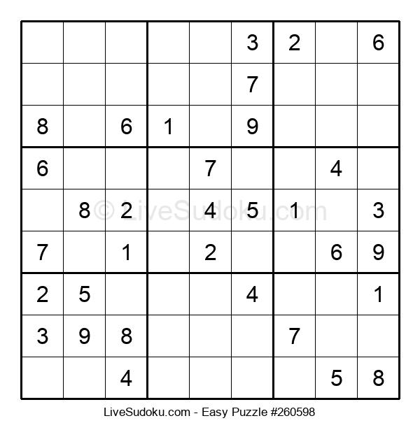 Beginners Puzzle #260598
