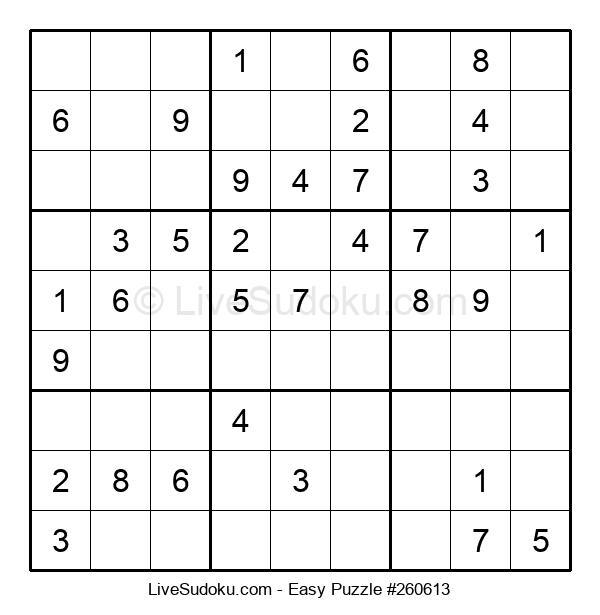 Beginners Puzzle #260613