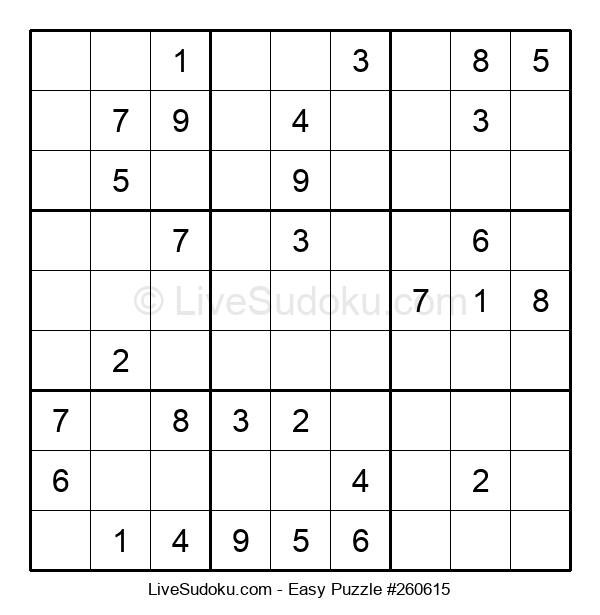Beginners Puzzle #260615