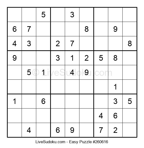 Beginners Puzzle #260616