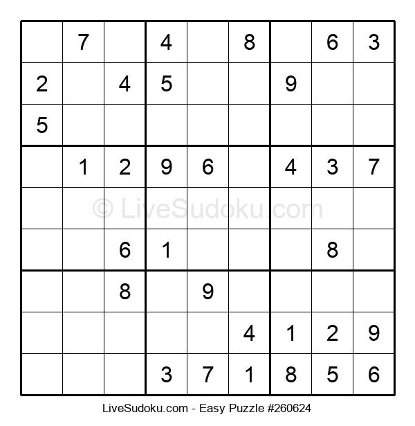 Beginners Puzzle #260624