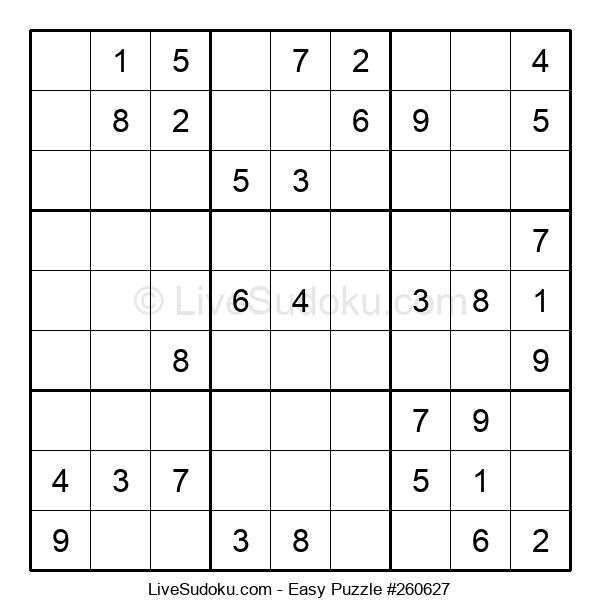 Beginners Puzzle #260627