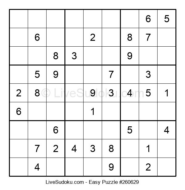 Beginners Puzzle #260629