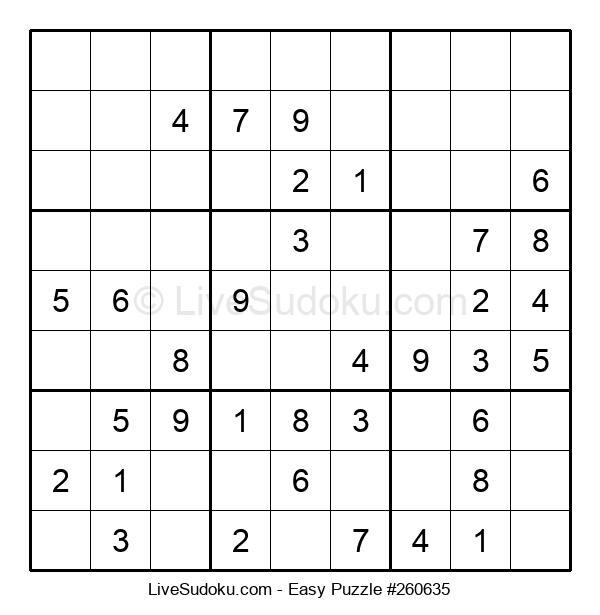 Beginners Puzzle #260635