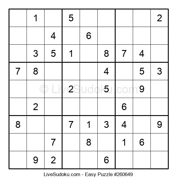 Beginners Puzzle #260649