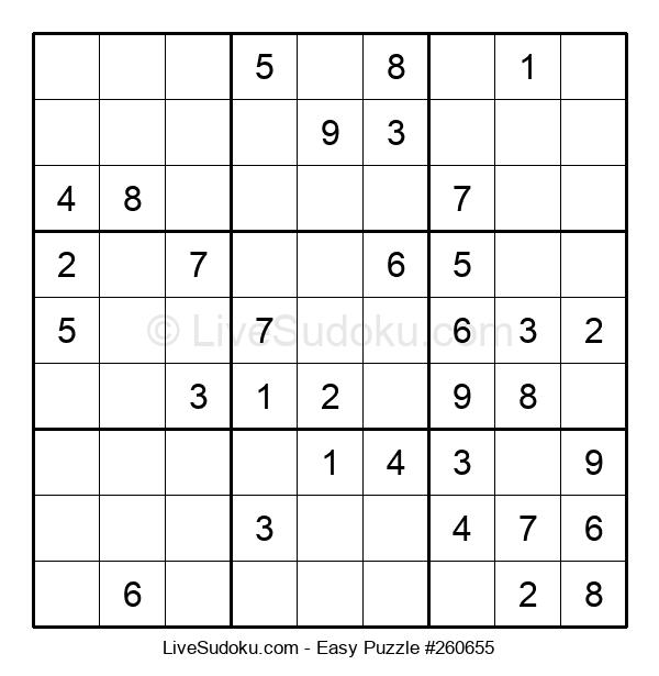 Beginners Puzzle #260655