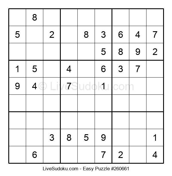 Beginners Puzzle #260661