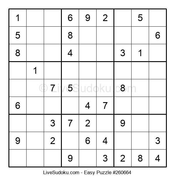 Beginners Puzzle #260664