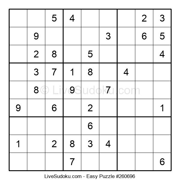 Beginners Puzzle #260696