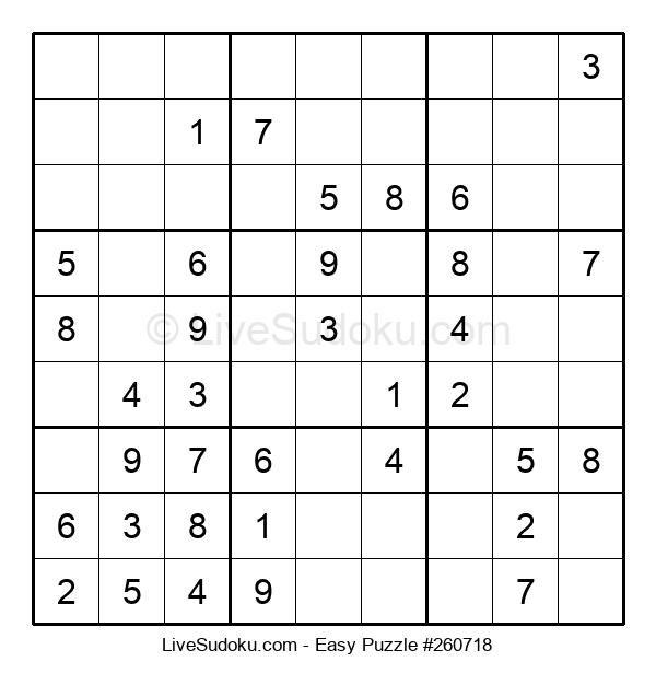 Beginners Puzzle #260718