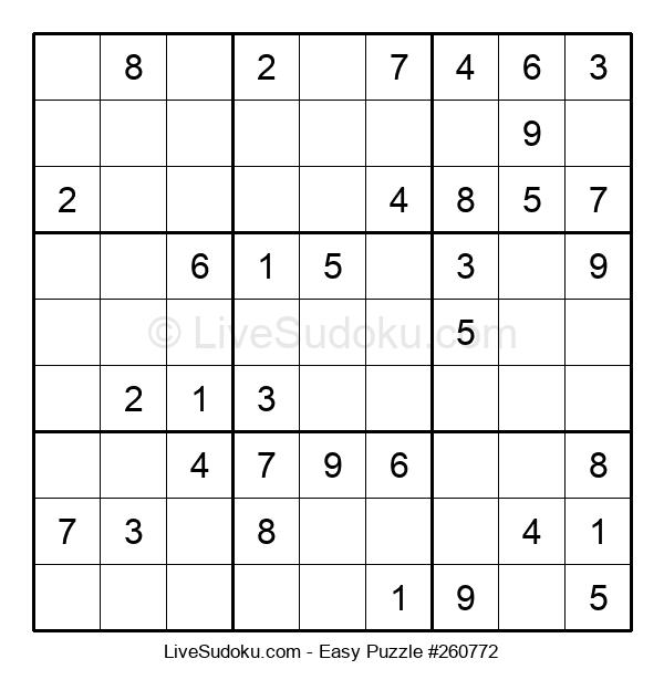 Beginners Puzzle #260772