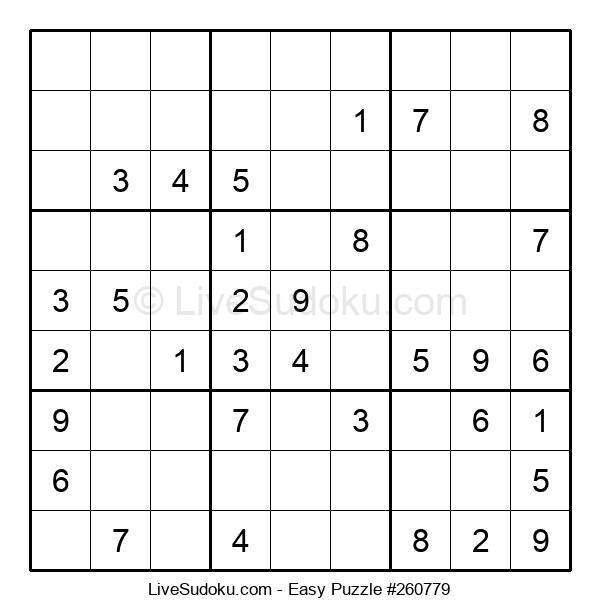 Beginners Puzzle #260779