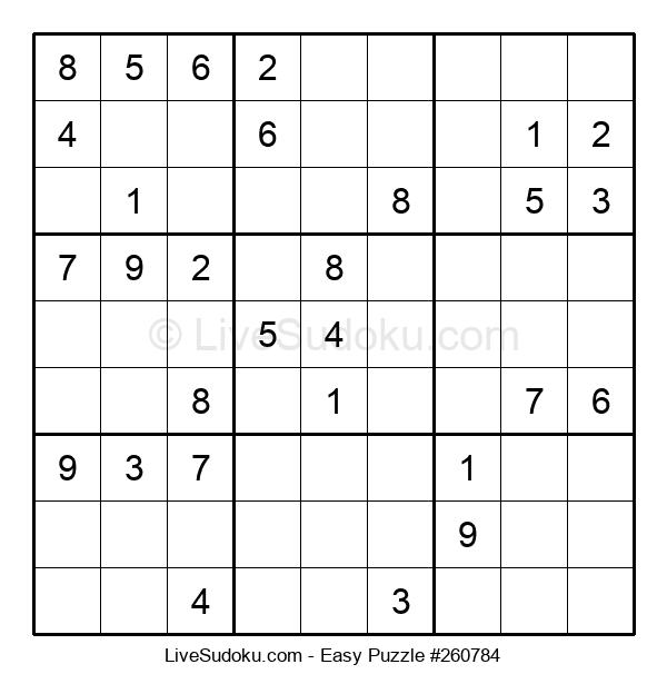 Beginners Puzzle #260784