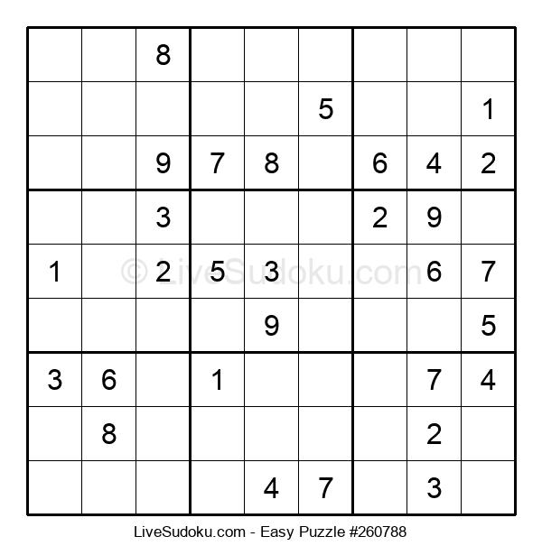 Beginners Puzzle #260788