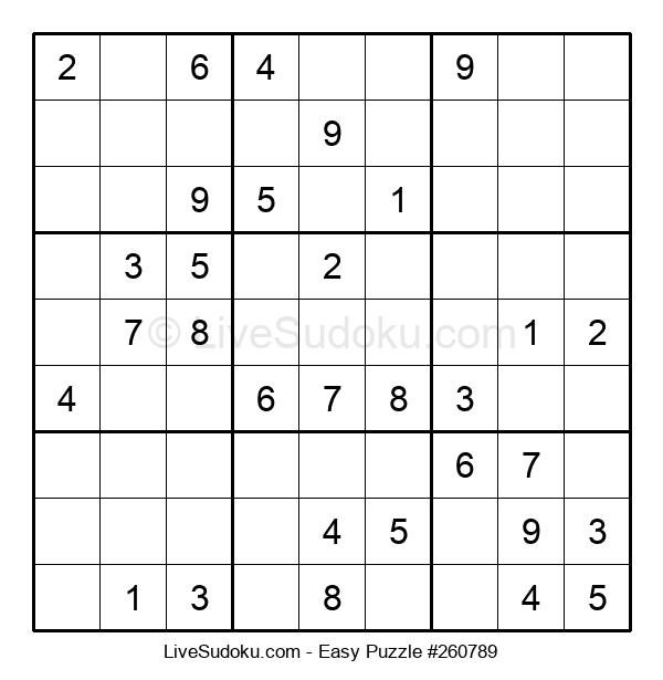Beginners Puzzle #260789