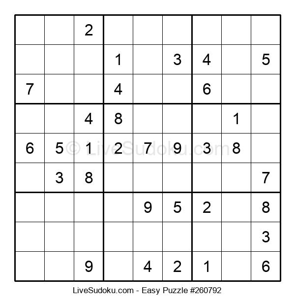 Beginners Puzzle #260792