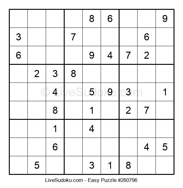 Beginners Puzzle #260796
