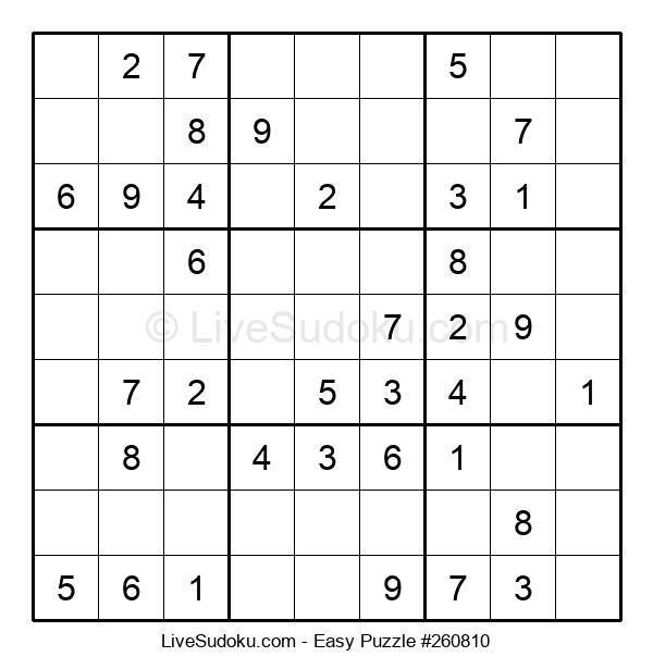 Beginners Puzzle #260810