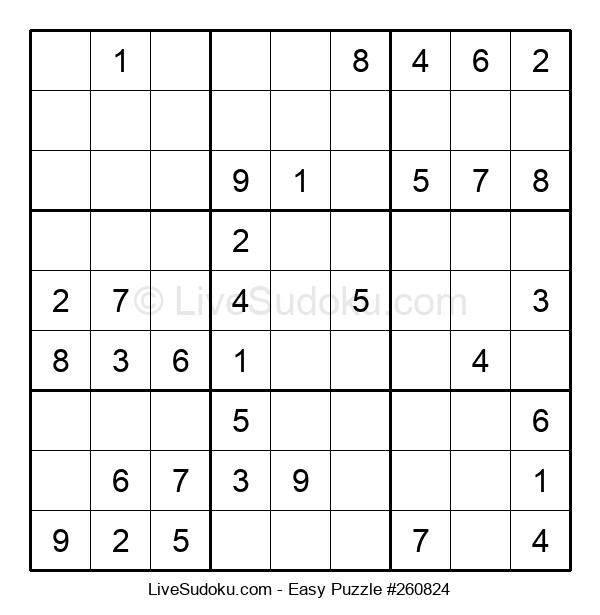 Beginners Puzzle #260824