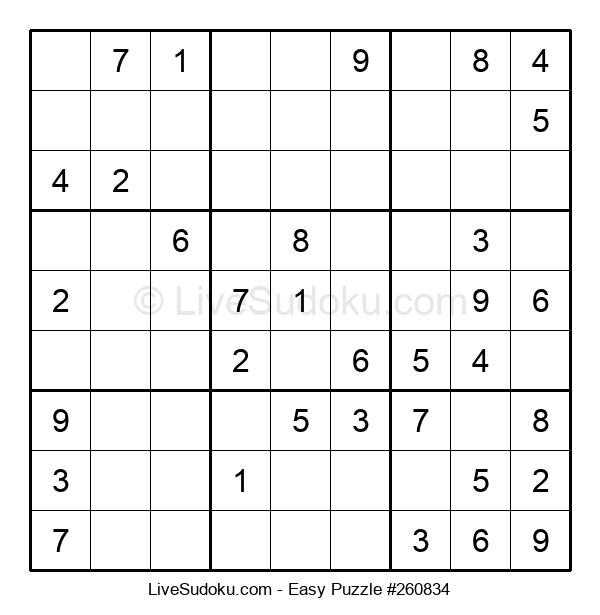 Beginners Puzzle #260834