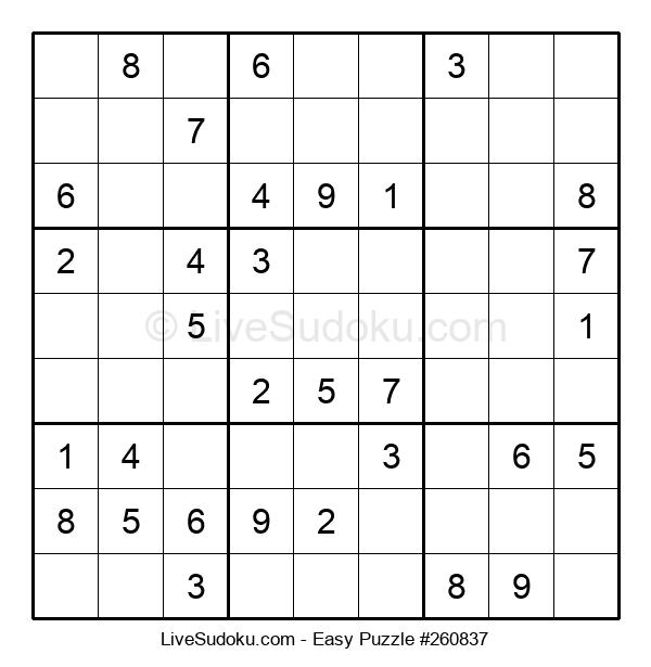 Beginners Puzzle #260837