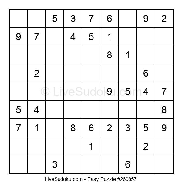 Beginners Puzzle #260857