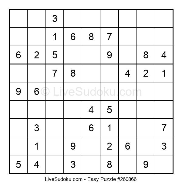 Beginners Puzzle #260866