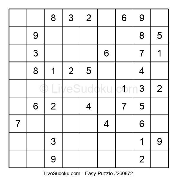 Beginners Puzzle #260872