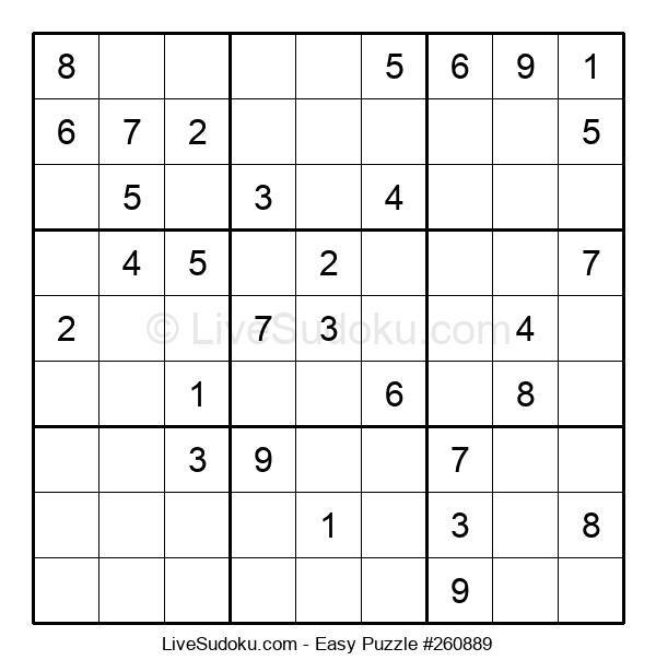Beginners Puzzle #260889