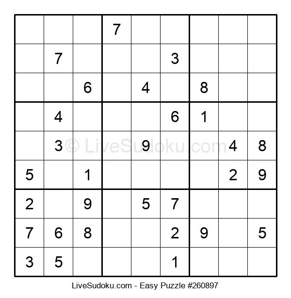 Beginners Puzzle #260897