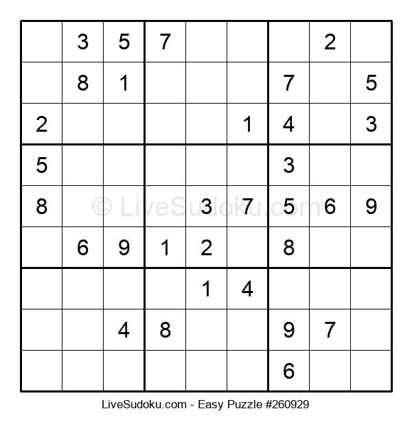 Beginners Puzzle #260929