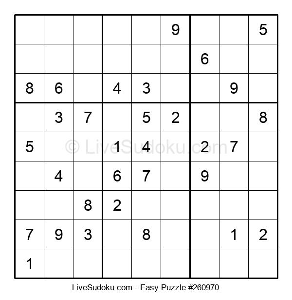 Beginners Puzzle #260970