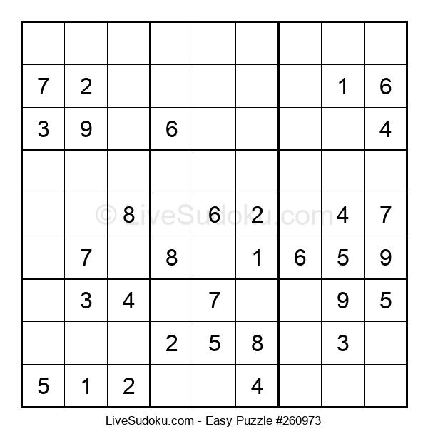 Beginners Puzzle #260973