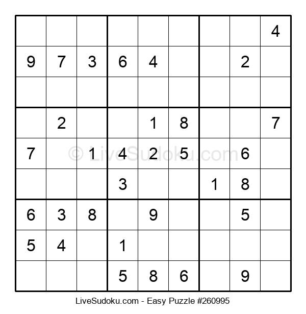 Beginners Puzzle #260995