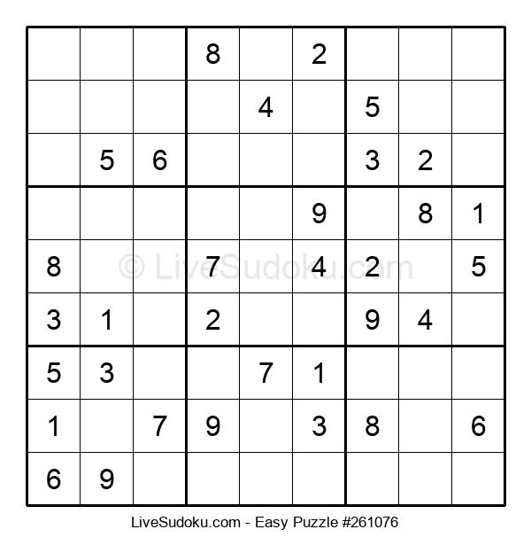 Beginners Puzzle #261076