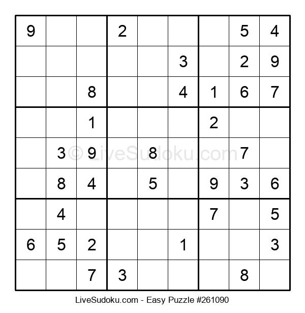 Beginners Puzzle #261090