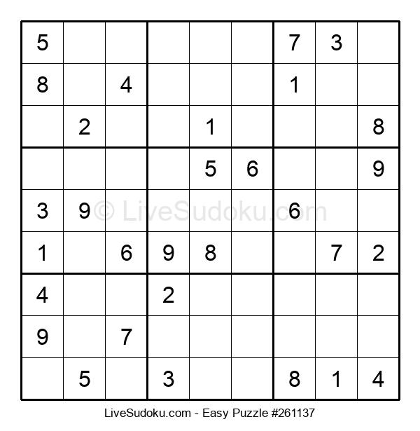 Beginners Puzzle #261137