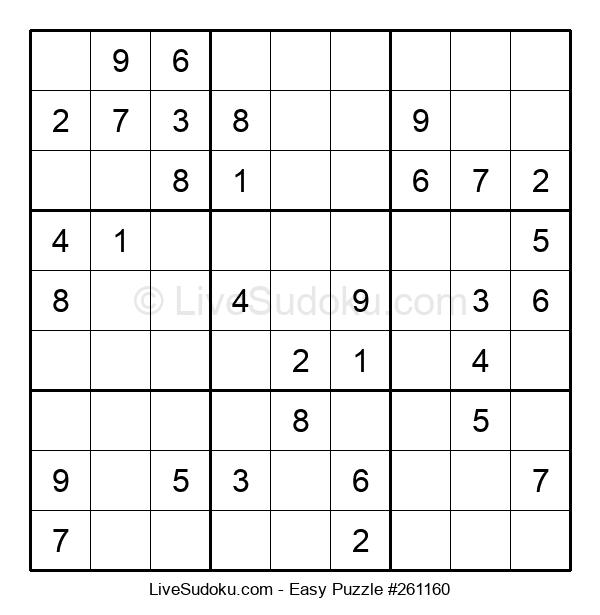 Beginners Puzzle #261160