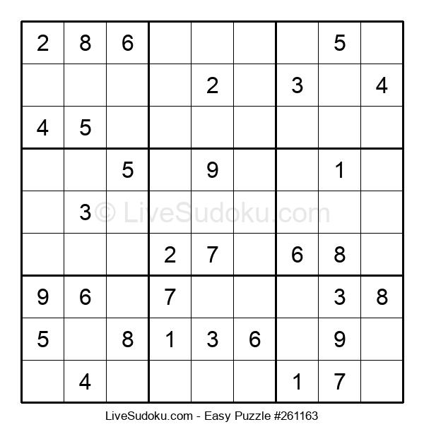 Beginners Puzzle #261163