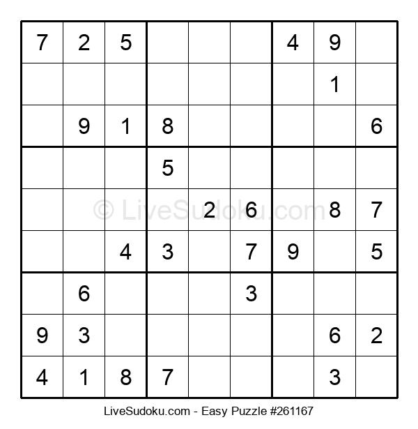Beginners Puzzle #261167