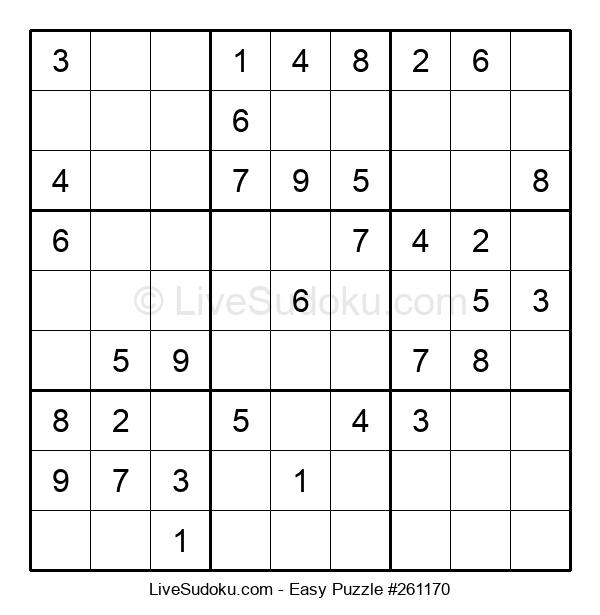 Beginners Puzzle #261170