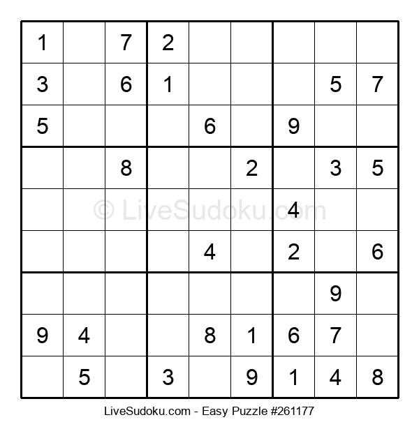 Beginners Puzzle #261177