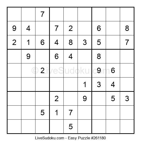Beginners Puzzle #261180