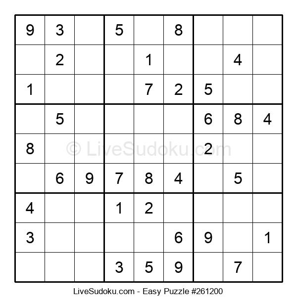 Beginners Puzzle #261200