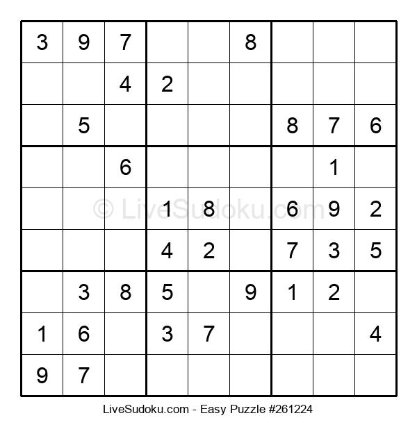 Beginners Puzzle #261224